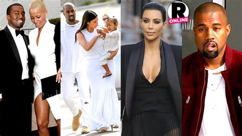 Kimye Marriage Trouble! Kanye's Family Warns West Faces ...