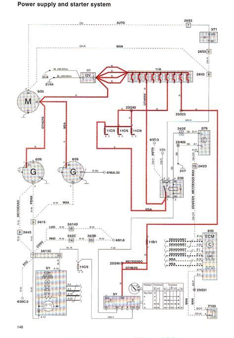 voltage  ignition  starter troubleshoot
