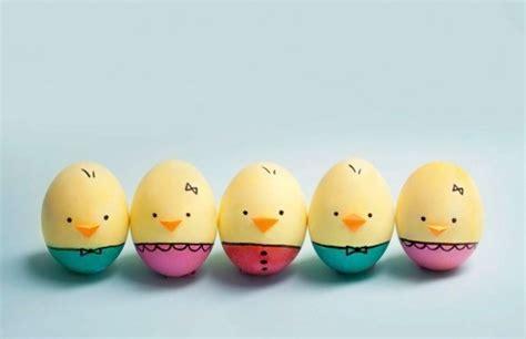 Eier Faerben Und Bemalen Fuer Eine Bunte Osterzeit by Eier Bemalen 60 Kreative Ideen Zu Ostern Und Anleitungen