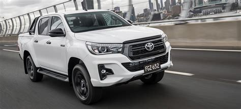 toyota hilux   electric