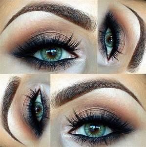 14 Overwhelming Smokey Eye Makeup Looks and Tutorials ...