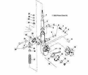 2001 Polaris Magnum 325 Wiring Diagram