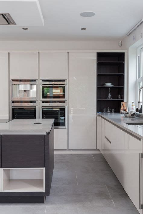 nolte kitchens   handleless kitchen kitchen