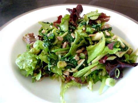 cuisiner la salade verte recettes de salade verte