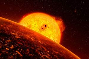 Smallest exoplanet: Kepler-37b is barely bigger than Earth ...