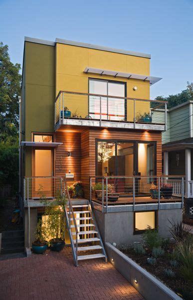Se Urban Small Lot  Portland, Oregon  Modern House