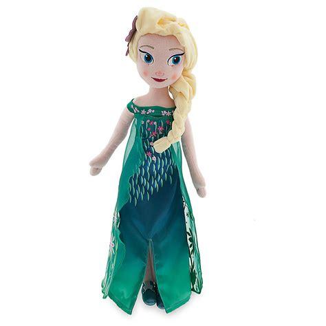 disney frozen large plush free to bend frozen disney authentic frozen fever elsa princess