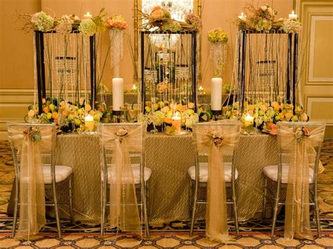 Gold Wedding Colors Gold Wedding Cakes Gold Reception