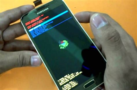 reboot  android phone  tablets