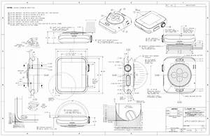 Detailed 38mm And 42mm Apple Watch Schematics  Images