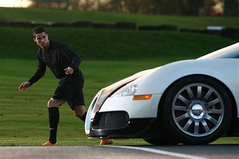 Cristiano ronaldo car collection also includes a bugatti veyron, grand sport vitesse, which features contrasting orange interior. Les 10 plus belles voitures de Cristiano Ronaldo
