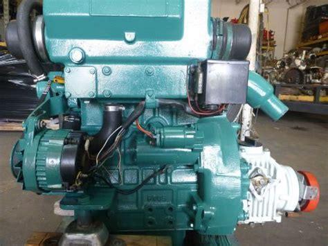 Volvo Md2020 For Sale by Buy Volvo Penta Md 2040 Marine Diesel Engine Transmission