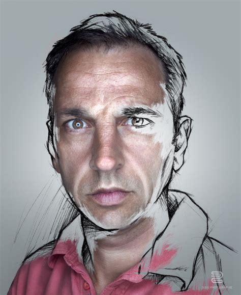 amazing sebastian del grosso drawing photo drawings