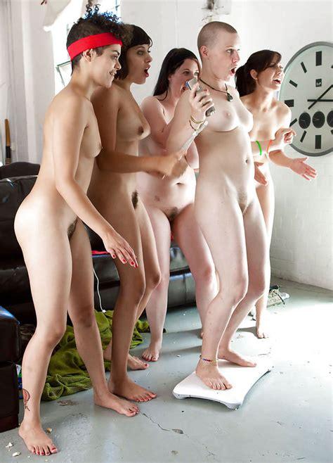 Older Mature Nude Women Group