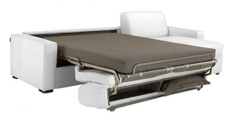canapé avec matelas photos canapé lit convertible avec vrai matelas