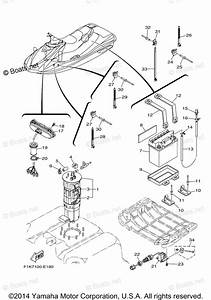 34 Yamaha Waverunner Cooling System Diagram