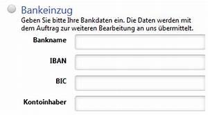 Bic Aus Iban Berechnen : zahlartplugin bankeinzug mit iban und bic f r 6 ~ Themetempest.com Abrechnung