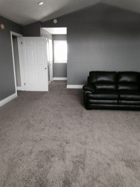 high piled frise carpet in a great room loving the