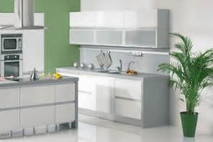 modern kitchen ideas with white cabinets green white color schemes spacious white kitchen designs