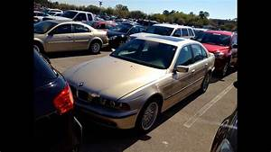 1998 Bmw 540i V8 E39 Start Up  Quick Tour   U0026 Rev With