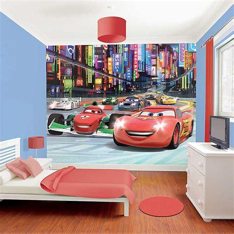 Disney Cars Wallpaper Mural By Walltastic®