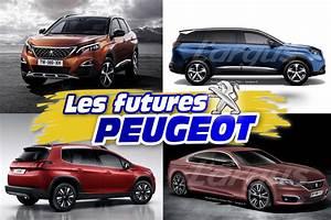 Future 2008 Peugeot : les futures peugeot de 2016 2018 l 39 argus ~ Dallasstarsshop.com Idées de Décoration