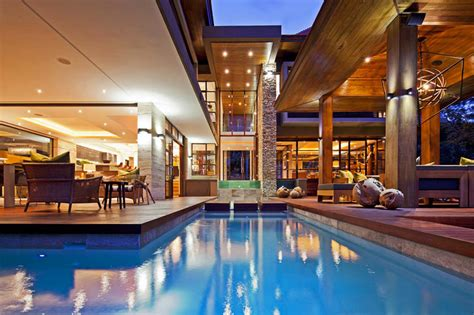 21 Luxury Swimming Pools With Unique Style Concept