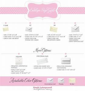 invitation envelope sizes letterpress wedding With different sizes of wedding invitations