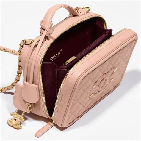 Vanity Luggage - chanel vanity takes us back in time pursebop
