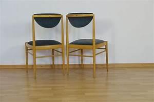 Stuhl Danish Design : polsterstuhl esszimmer stuhl buche 2x danish design vintage midcentury 60er 70er nr ~ Frokenaadalensverden.com Haus und Dekorationen