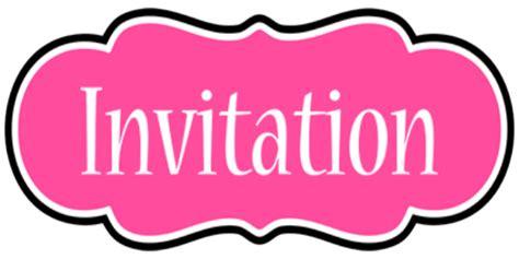 contoh invitation pesta ulang  contoh