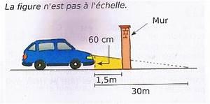 Comment Régler Les Phares D Une Voiture : dm de maths th or me de thal s exercice de thal s 450489 ~ Medecine-chirurgie-esthetiques.com Avis de Voitures