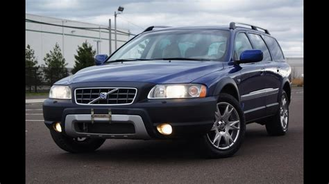 Volvo V70 Cross Contry by 2005 Volvo V70 Xc Cross Country Race Limited Edition