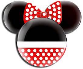 Mickey Minnie Mouse Head Clip Art