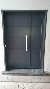 fermeture porte entree maison 20170811050956 arcizocom With porte d entrée alu avec spot a led salle de bain