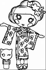 Coloring Lalaloopsy Doll Pages Rag Printable Getdrawings Getcolorings sketch template