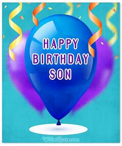 Top 50 Birthday Wishes for Son (Updated with Images)