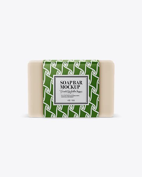 Impress your clients easily by using this free soap bar mockup in which you can personalize the craft soap, shopping bag and the wrapping paper to give your design a realistic look. Soap Bar Mockup in Packaging Mockups on Yellow Images ...