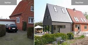 Kleine Häuser Modernisieren : umbauen renovieren verdoppelung eines siedlungshauses ~ Michelbontemps.com Haus und Dekorationen
