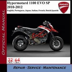 Ducati Hypermotard 1100 Evo Sp 2010