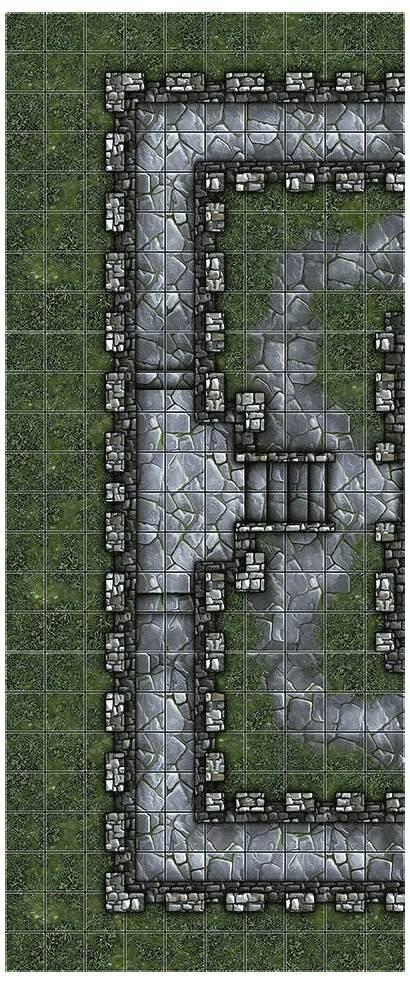 Castle Walls Maps Momentous Battle Different Customize