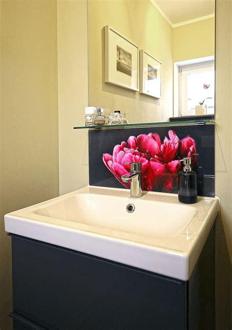 Deko Ideen Für Badezimmer by Badezimmer Design Ideen Beispiel F 252 R Acrylglas Druck