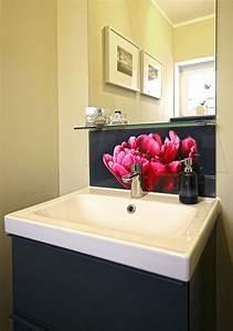 Badezimmer Deko Ideen : badezimmer design ideen beispiel f r acrylglas druck myposter anne niedree ~ Orissabook.com Haus und Dekorationen