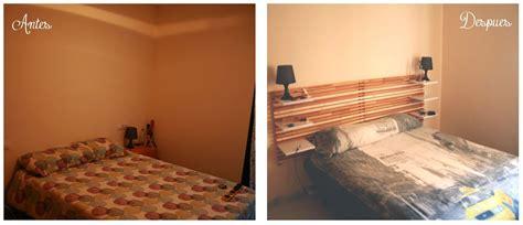 cabecero cama reciclado  maderas diyambo diyambo
