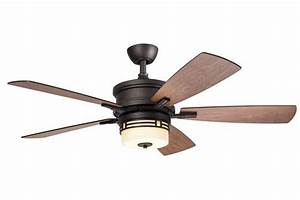 Turn of the century? mission quot bronze patina ceiling fan