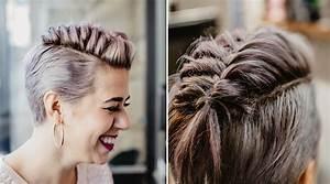 Tresse Cheveux Courts : video coiffure tresse cheveux court millaulespiedssurterre ~ Melissatoandfro.com Idées de Décoration