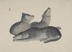 Pin by Jenny Rainforest on Inuit Animal & Spirit Image Art ...