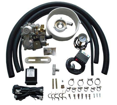 Lpg Mixer System Conversion Kit For Efi Vehicle