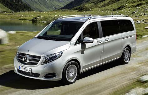 Modifikasi Mercedes V Class by Mercedes New V Class Masuk Indonesia Bulan Depan