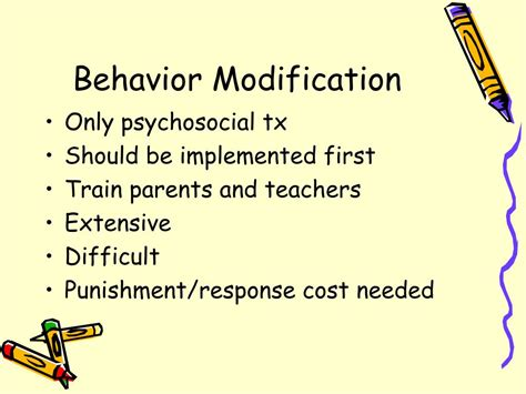 Behavior Modification by Ppt Is Adhd Overdiagnosed Powerpoint Presentation Id
